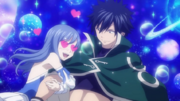 Juvia Wants to be a Constellation with Gray