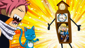 Lucy and Horologium