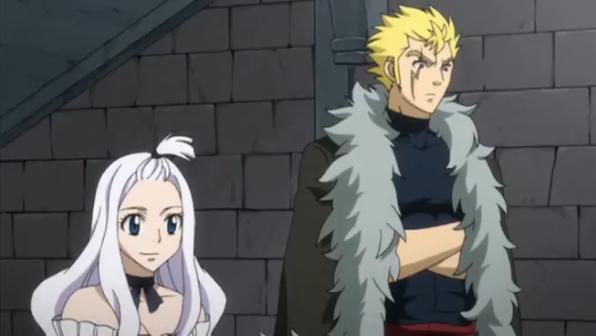 Mirajane and laxus family