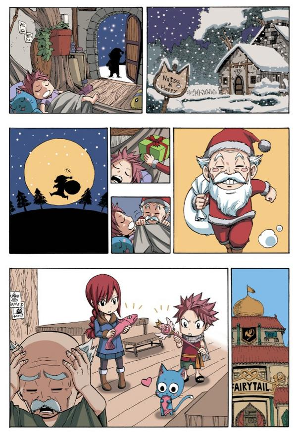 fairy tail christmas episodejpg