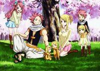 Dragneel family by luna hd-d52bll9