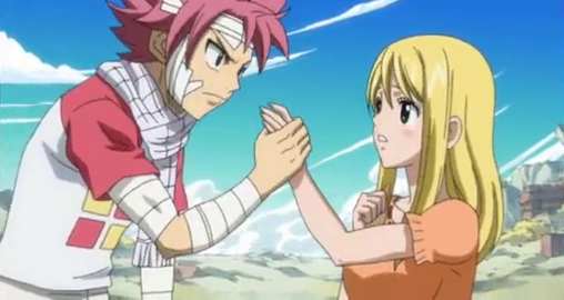 Natsu and lucy secretly dating fanfiction