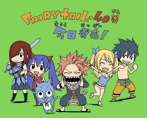 File:Fairy Tail Volume 40.jpg