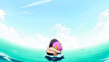 Ultear and Meredy hug