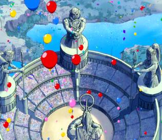 Grand Magic Games Anime
