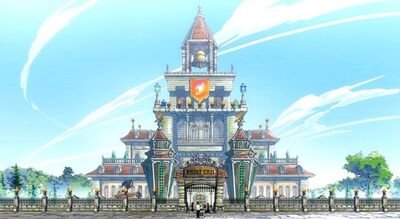 Mmd fairy tail guild hall request by 2234083174-d63lbt6