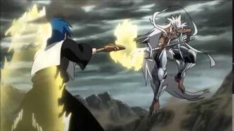 Magi The Kingdom of Magic Barbatos Djinn Equip-0