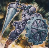 Machina Soul: Grome Gladiator