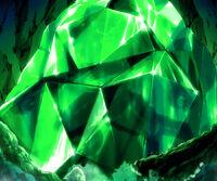 Emerald shell