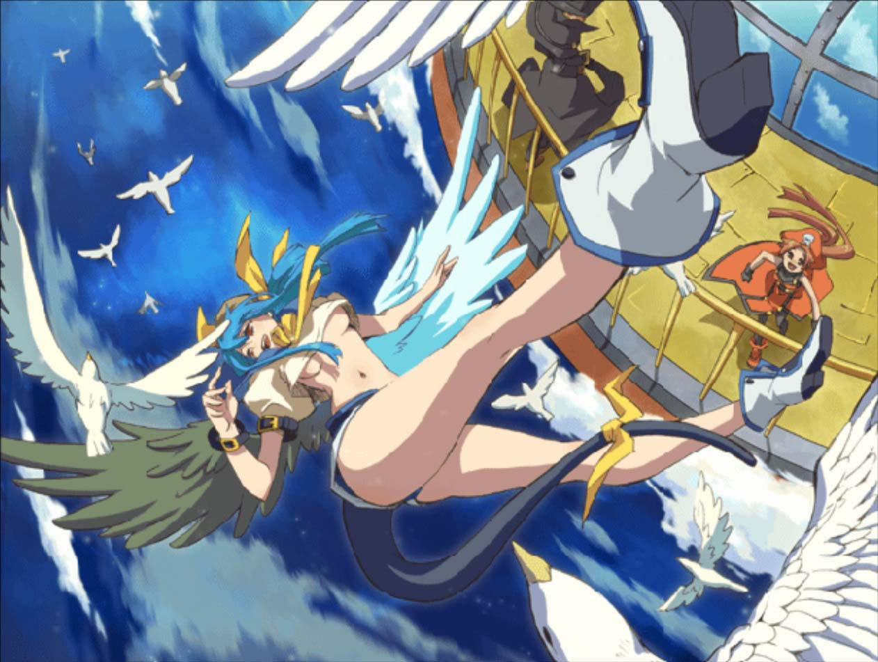 Image result for dizzy guilty gear