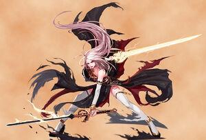 Lightning Priestess