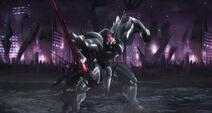 Daedric Armor 2 vs Quinella Daedric Armor