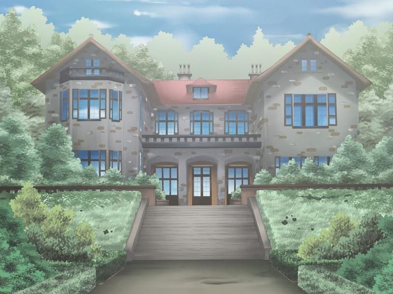 Image building anime landscape scenery background 55g building anime landscape scenery background 55g voltagebd Choice Image