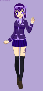 Yuri Violetfield X791 1