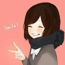Hana Smiling