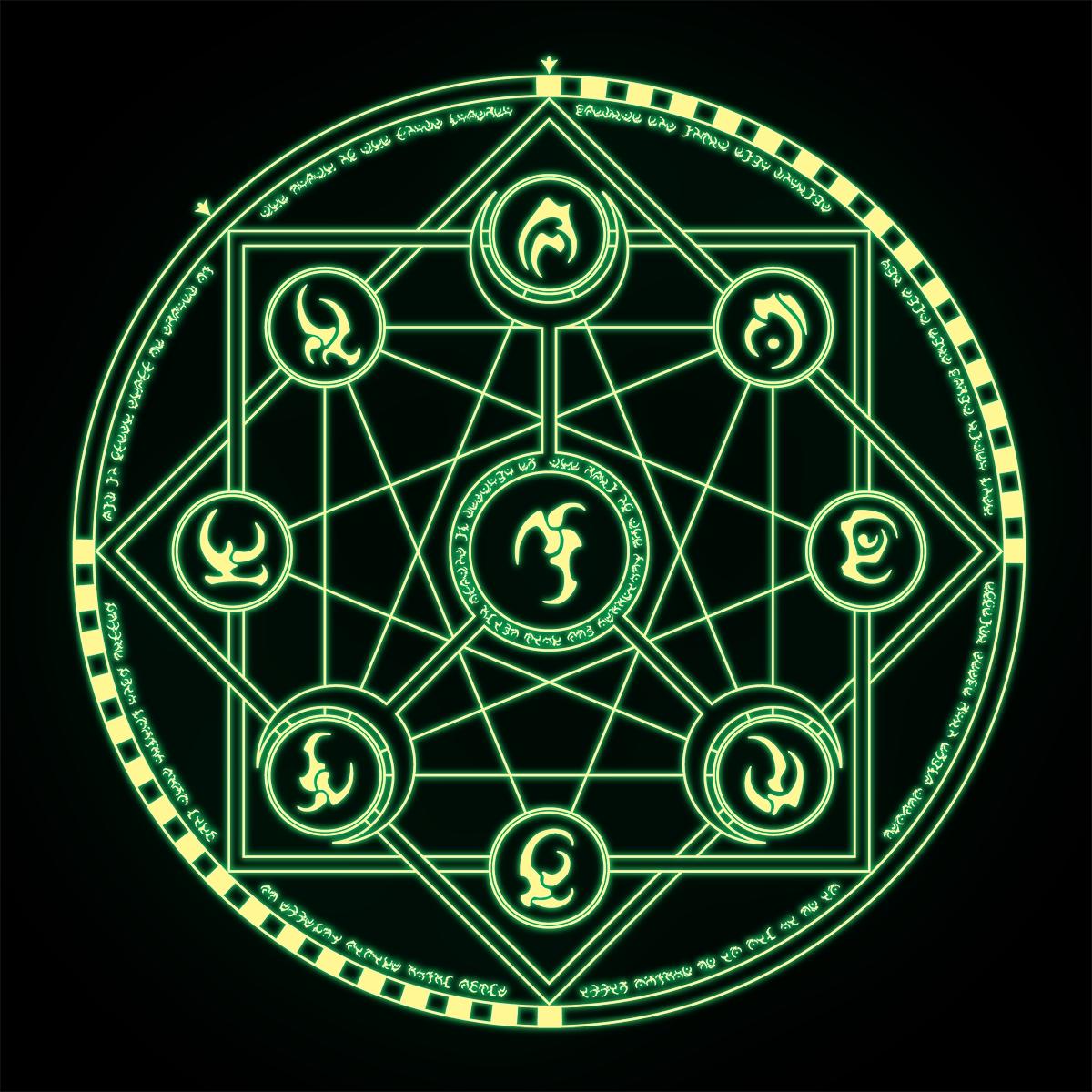 Картинки магические символы, смешные