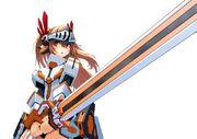 Sunlight Queen Armor