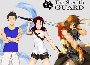 The stealth guard copy