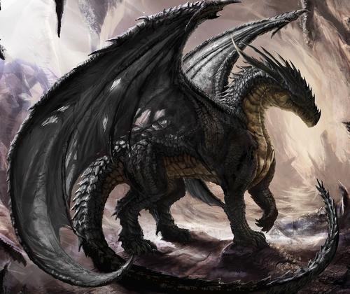 Download 4000 Wallpaper Abyss Dragon HD Paling Keren
