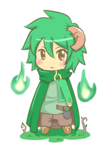 Earth Chibi Forest