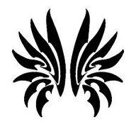 Harpy Wing Elite Team tattoo
