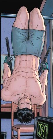 Shin training body