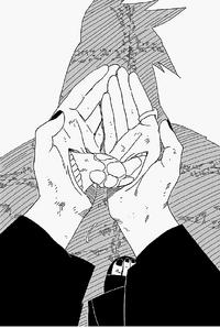 Seeker hands