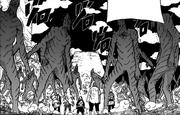 Demon God Army Sentinals