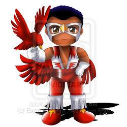 Falcon Chibi