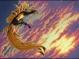 Black Fire Phoenix Slayer Magic
