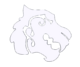 Koma Inu Icon white