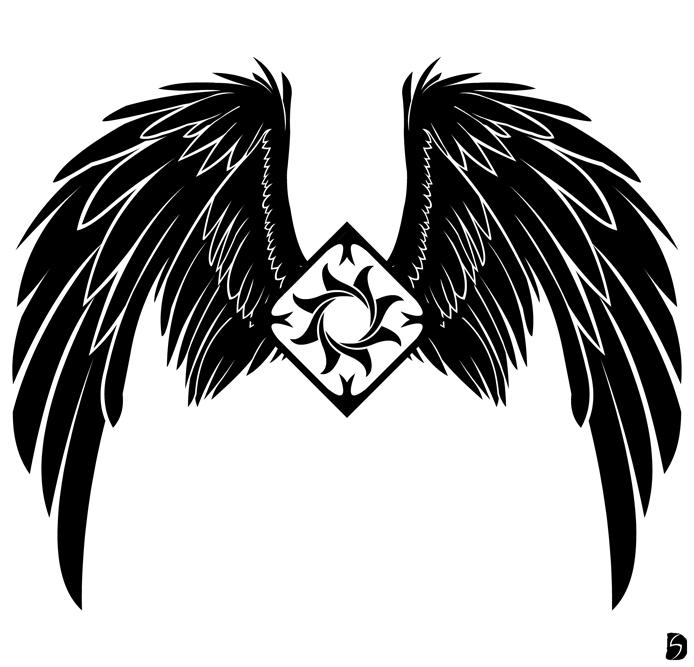 Image Dark Wings Symbolg Fairy Tail Fanon Wiki Fandom