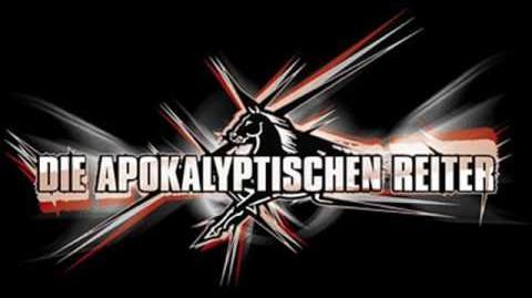 Die Apokalyptischen Reiter - Ghostriders in the Sky (( WITH LYRICS ))