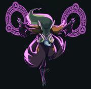 Delphox Wizard