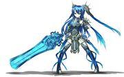 Moonlight Queen Armor