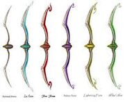 Elemental bows
