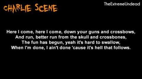 Hollywood Undead - Day Of The Dead Lyrics Video