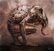 Flesh Monster BD1