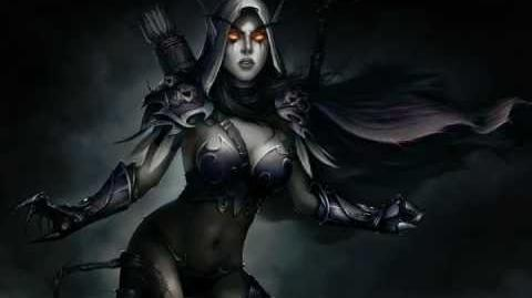 Warcraft 3 Sylvanas Quotes
