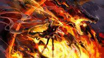 Explosion Dragon