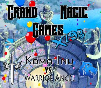 Grand Magic Games Year