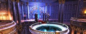 Magic Containment Room