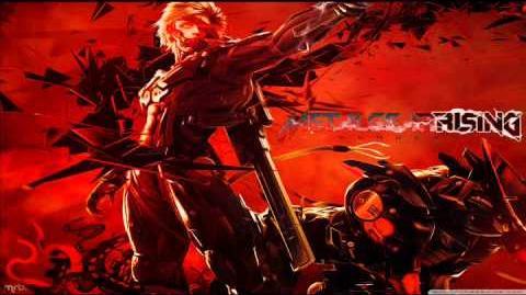 Metal Gear Rising Revengeance - All OST Platinum Mix-1