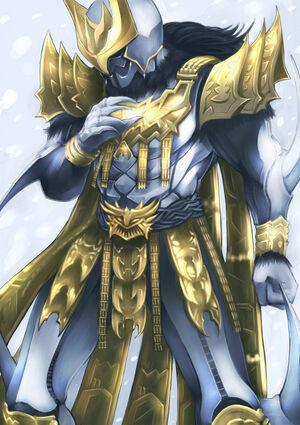 Undine Hoshikagumi - Symbiote-Based Soul Armour