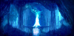 Ice cave by zen master