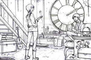 Inside the clock tower by kibbitzer-d52j543