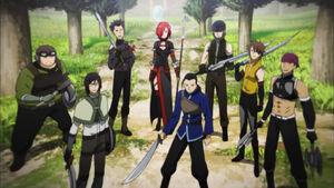 Rosalia's gang 2