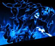 Blue susanoo multiple yasaka magatama by shenlongkazama-d5gc6d3