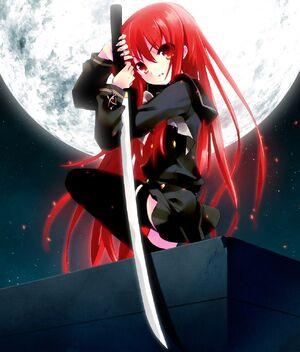 Fire Dragon Slayer Girl