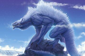 Clouds monsters stars fantasy art godzilla anime green tea 1842x1228 wallpaper www.wall321.com 100